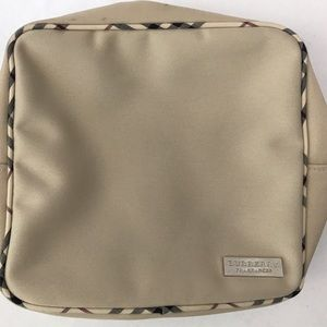 Burberry Makeup Bag/all purpose bag